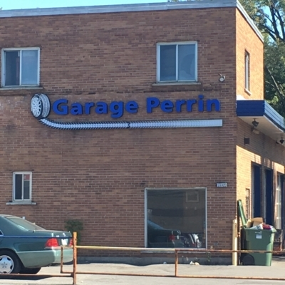 Garage Perrin 1982 Inc - Auto Repair Garages - 514-332-5033