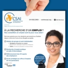 Voir le profil de Centre Social D'Aide Aux Immigrants - Châteauguay