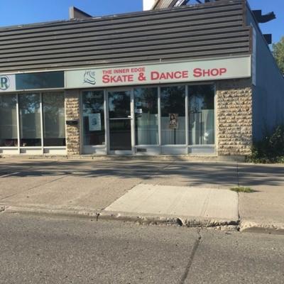 Inner Edge Skate & Dance - Réparation et aiguisage de patins