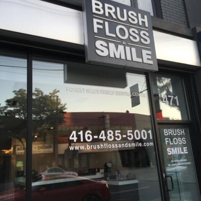 Brush Floss Smile - Dentists