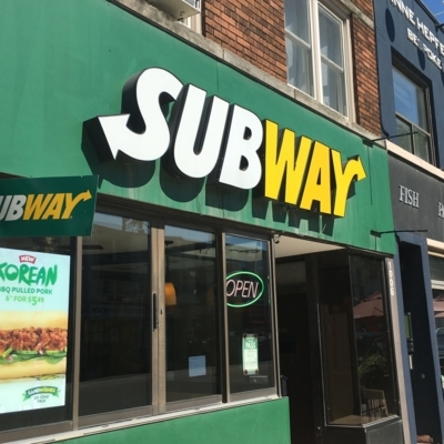 Subway® Restaurants - Restaurants - 416-783-4935