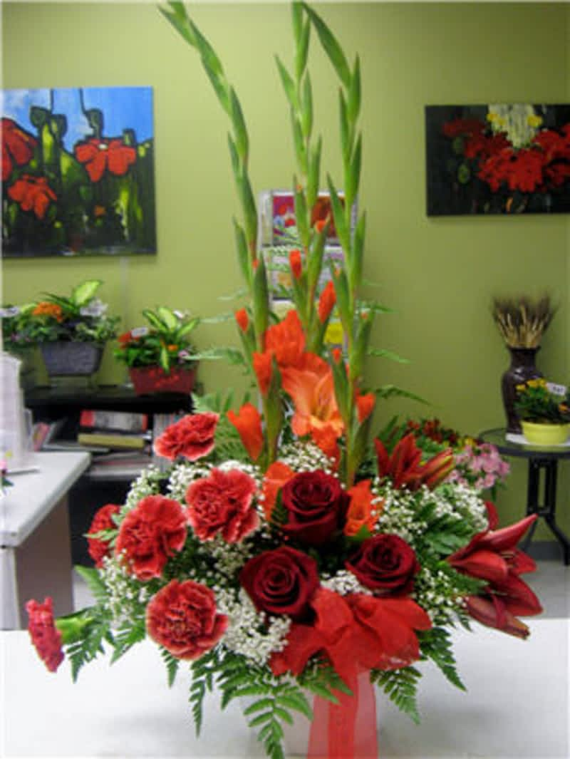 Gift basket delivery prince george bc : In your vase flowers prince george bc th ave