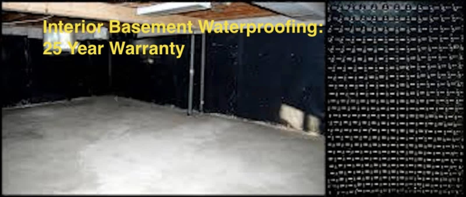 waterproofing interior contractors wall pictures with basement best nusite membrane