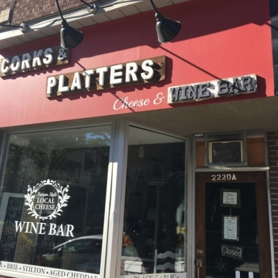 Corks & Platters Wine Bar - Restaurants - 416-706-6668