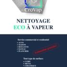Voir le profil de Nettoyage A La Vapeur CroVap - La Plaine