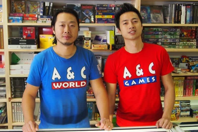photo A&C Games