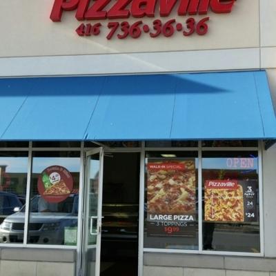 Pizzaville Inc - Pizza et pizzérias - 905-686-3861