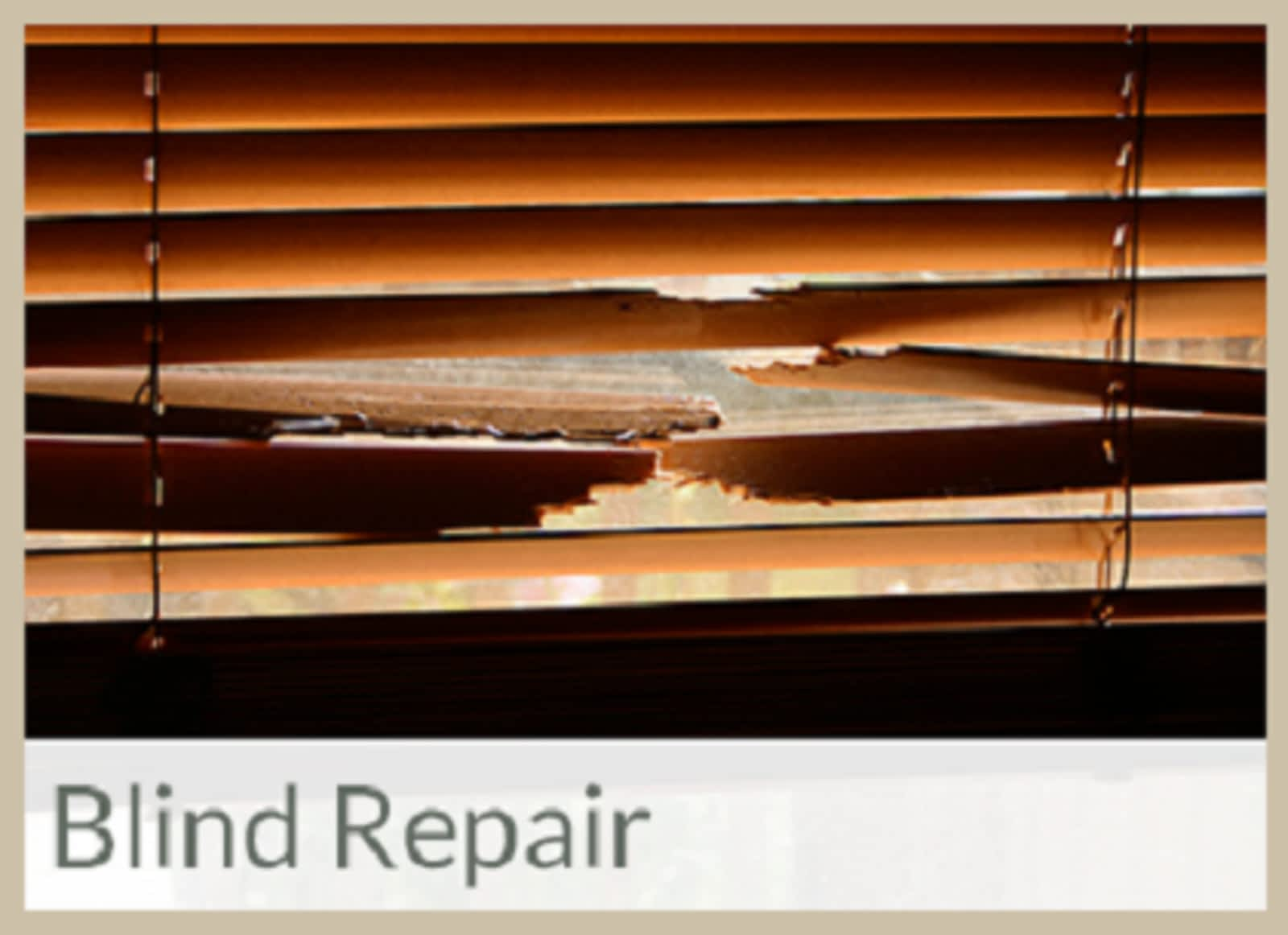 watch blind youtube repair how wood a restring to blinds horizontal