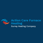 Action Care Furnace Heating - Logo