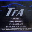 TFA - Car Repair & Service
