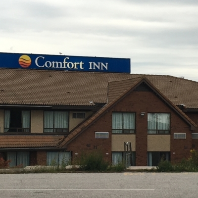 Comfort Inn - Hôtels - 705-746-2710