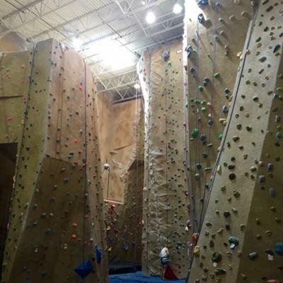 Cliffhanger Indoor Rock Climbing Centre Ltd - Rock Climbing
