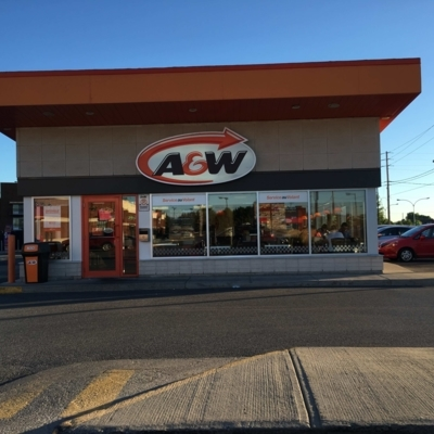 A&W - Fast Food Restaurants - 450-444-5373