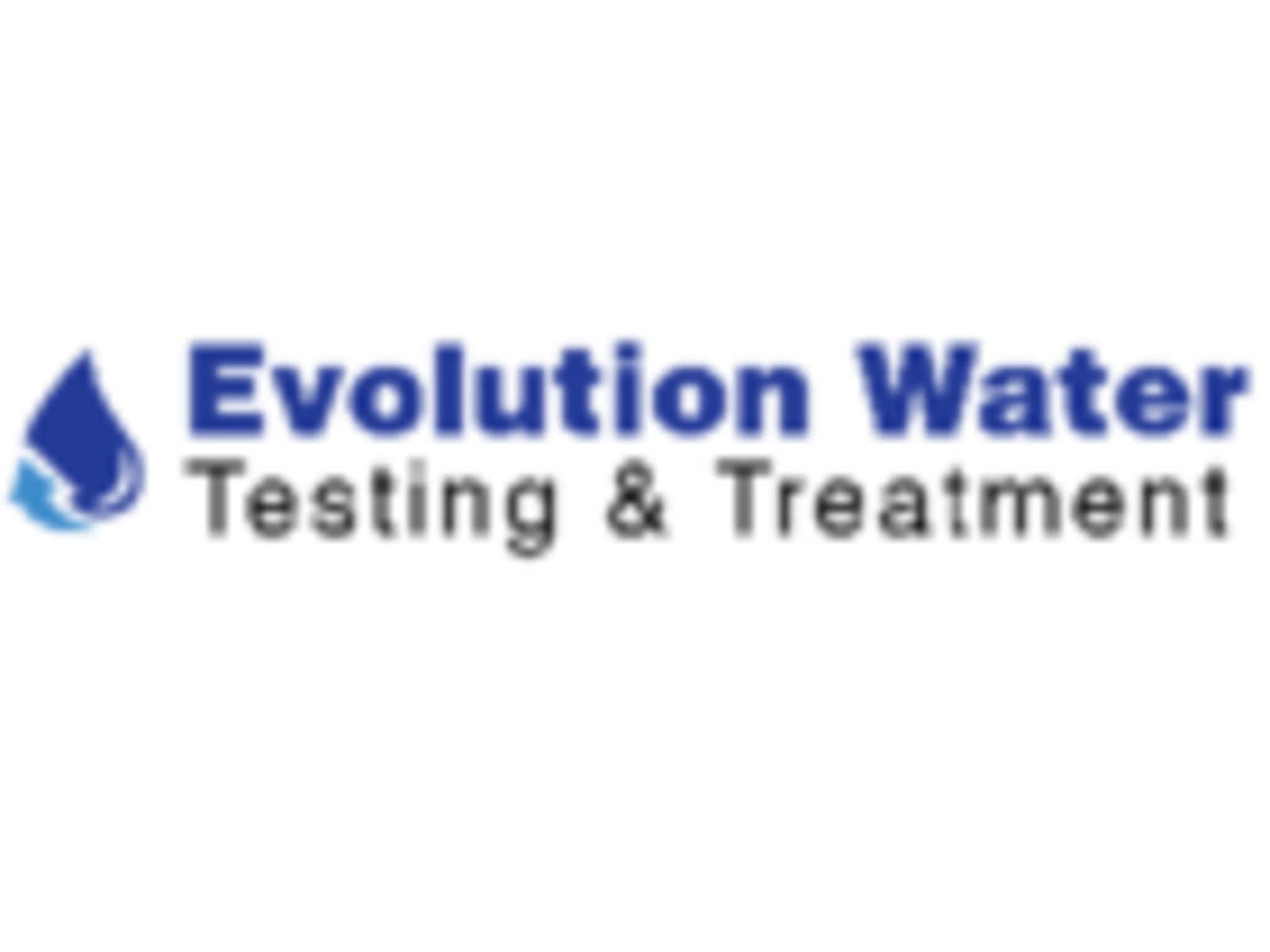 photo Evolution Water Testing & Treatment