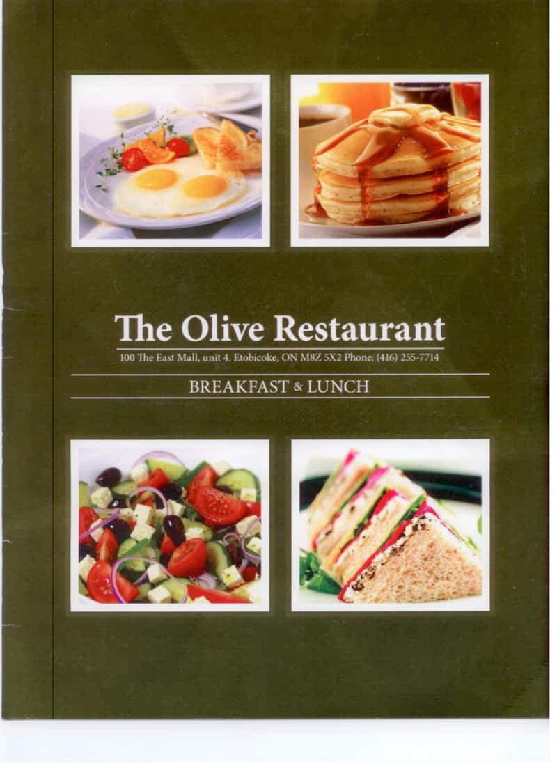 photo The Olive Restaurant