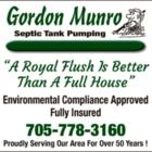 Voir le profil de Gordon Munro Septic Tanks - Peterborough