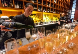 The best bars in Vancouver to order a glass of champagne