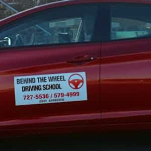 Behind The Wheel - Opening Hours - 89 Portugal Cove Rd, St