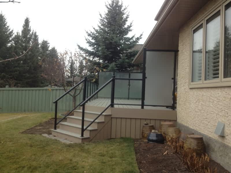 Alberta Vinyl Decking & Railings Ltd - Edmonton, AB - 4744 ...
