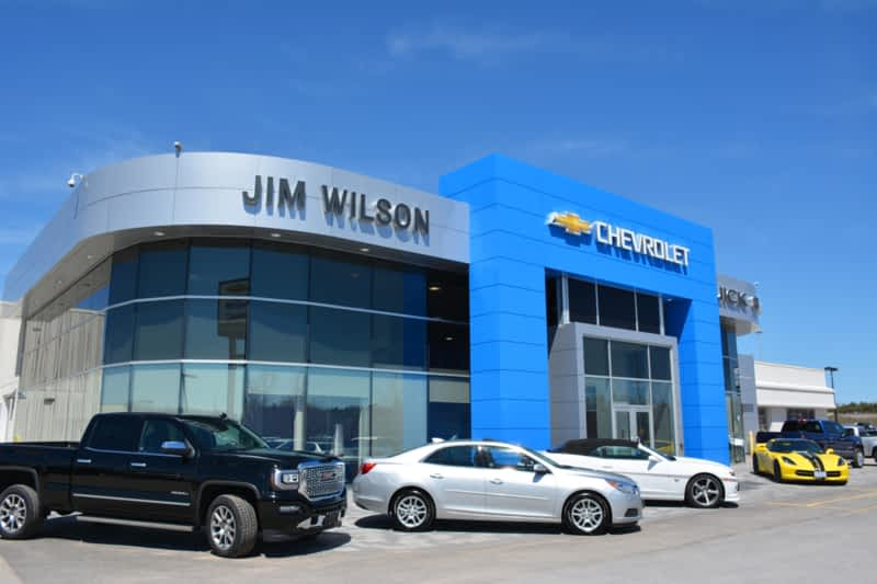 Jim Wilson Chevrolet Buick Gmc Orillia On 20 Mulcahy