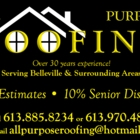 View All Purpose Roofing's Belleville profile