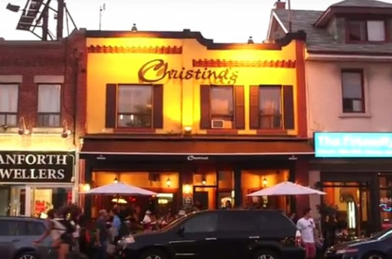 photo Christina's On The Danforth