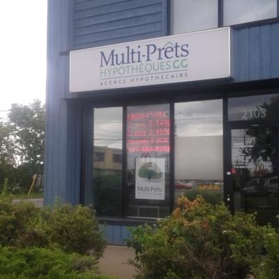 Multi-Prêts Hypothèques GG - Mortgages