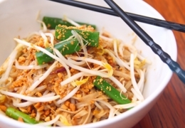 Where to go for authentic pad Thai in Toronto