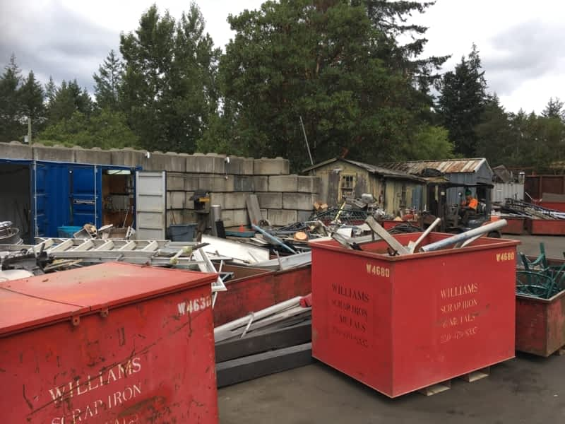 photo Williams Scrap Iron & Metals