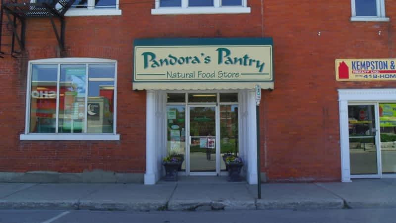 Pandora s pantry natural foods listowel on