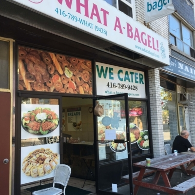 What A Bagel - Bakeries - 416-789-9428