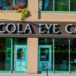 0ece345691 Nicola Eye Care - Opening Hours - 101-286 St Paul St