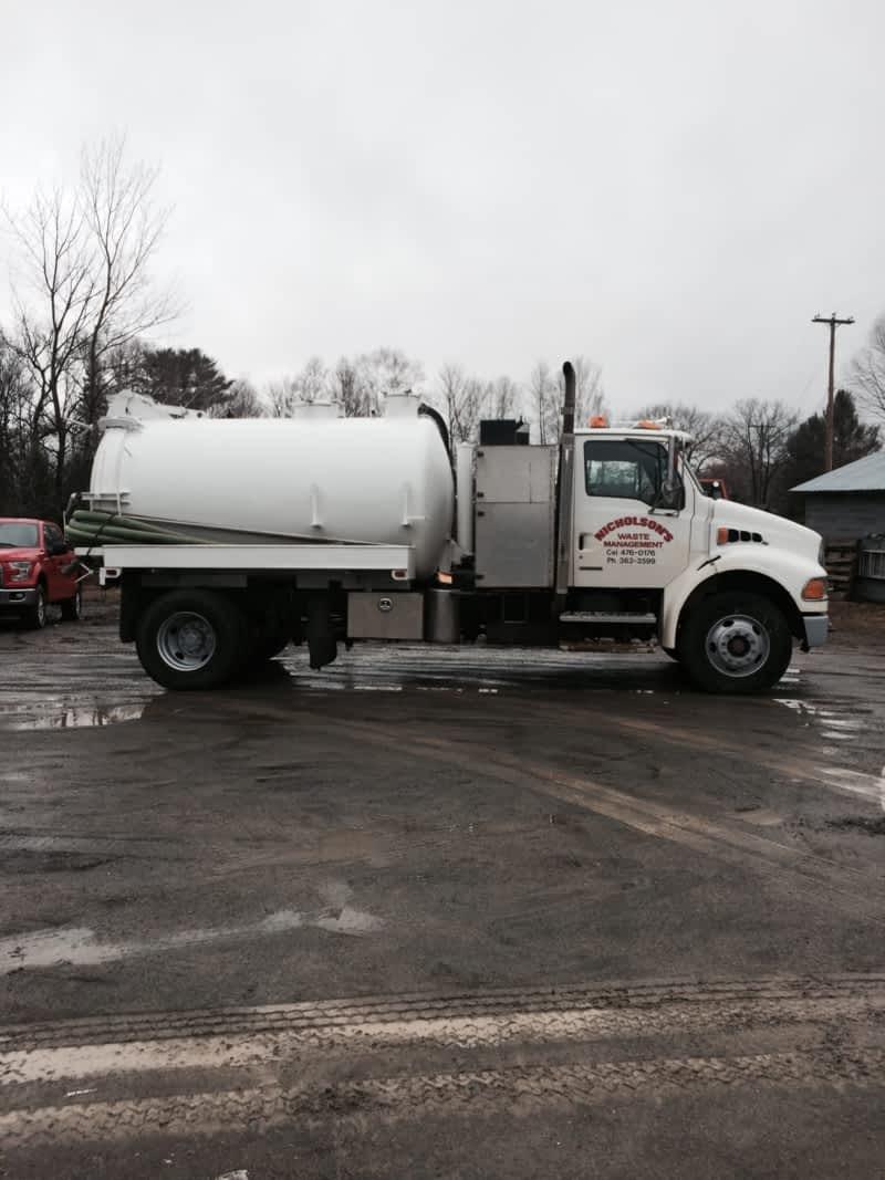 Nicholson S Waste Management Douglas Nb 1387 Highway