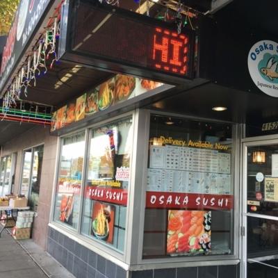 Osaka Sushi - Sushi & Japanese Restaurants - 604-291-9669