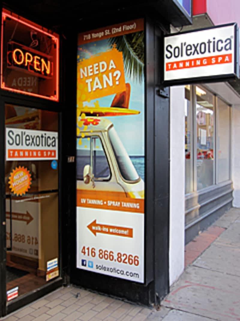 photo Sol'exotica Tanning Spa