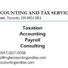 MGL Accounting and Tax Services Inc - Accountants - 647-827-0058