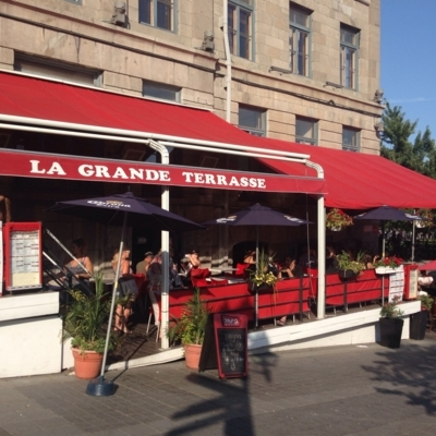 La Terrasse - Burger Restaurants - 514-868-1955