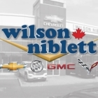 Wilson Niblett Motors - Auto Body Repair & Painting Shops