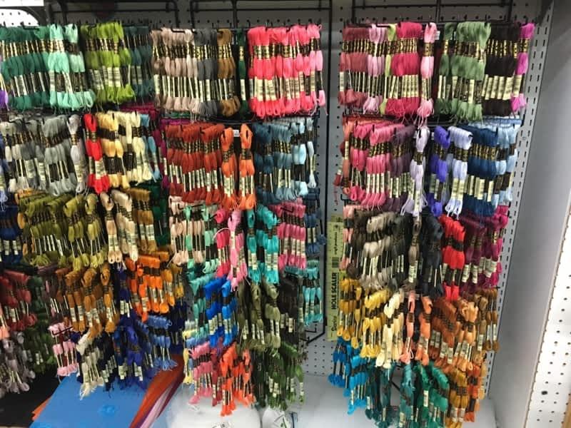 Craft Supplies Downtown Calgary