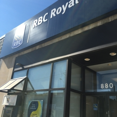 RBC Royal Bank - Banques - 416-789-7405