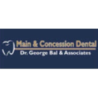 Main & Concession Dental - Logo
