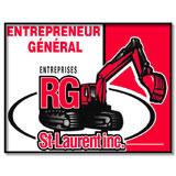 Entreprises R & G St-Laurent Inc - Entrepreneurs en excavation