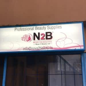 f68769f67dfd Nova II Beauty Ltd - Opening Hours - 1-6322 202 Street
