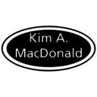 Kim A Macdonald - Logo