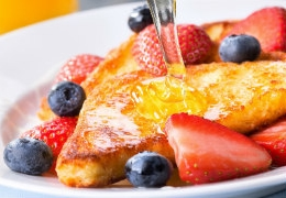 Fantastic French toast dishes in Calgary