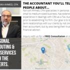 Farrukh Ahmed CPA - Accountants