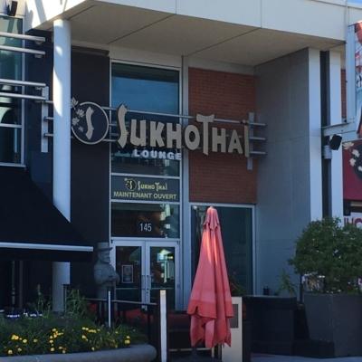Sukho Thai Lounge - Asian Restaurants