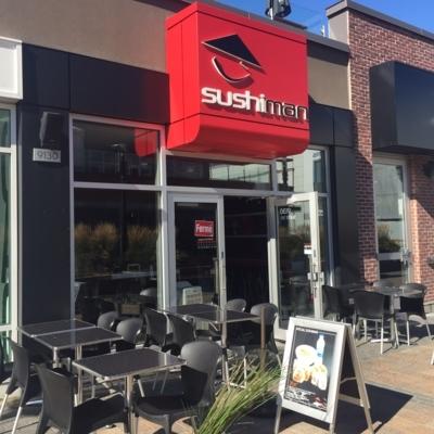 Sushiman - American Restaurants