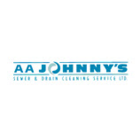 A Johnny's Sewer & Drain Cleaning Ltd - Logo
