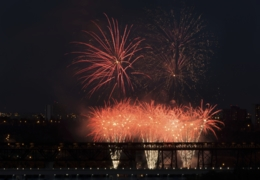 Edmonton restaurants with a view: Spots to watch fireworks